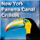 New York Panama Canal Cruises